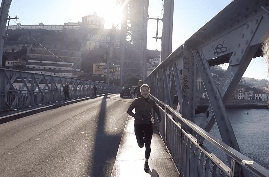 Porto Running Tours. Oliver Balch Porto Guide
