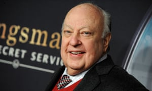 Fox News chief Roger Ailes: once the kingmaker, now just another voice in the crowd.