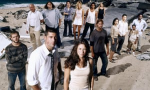 The cast of Lost, season one.