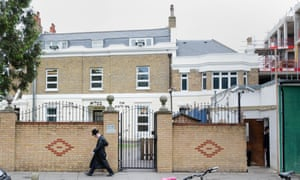 Talmud Torah Machzikei Hadass school in North London