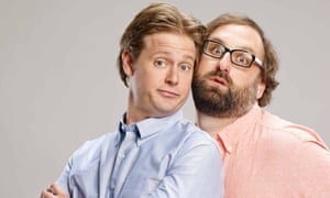 absurdist comedians tim and eric our show is a trainwreck of a