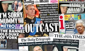 Newspaper front pages on Thursday 21 November 2019.