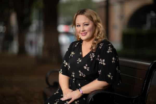 Asthmatic teacher Gabrielle Wenman has spent her summer break mostly indoors