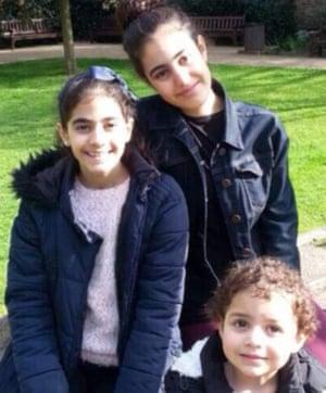 Mierna, Fatima, and Zaynab Choucair