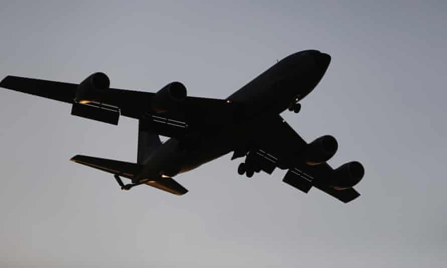 It is hoped that cargo plane pilots could carry stem cells on their flights.