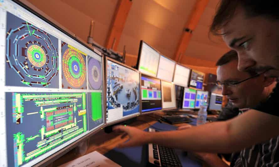 ATLAS control room