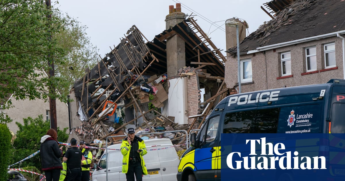 Lancashire gas explosion that killed two-year-old caused by cut gas pipe