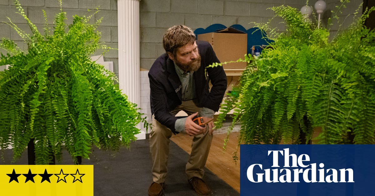 Between Two Ferns: The Movie review – ramshackle cameo comedy