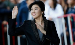 Former Thai prime minister Yingluck Shinawatra has reportedly fled to Dubai to avoid a possible jail sentence.