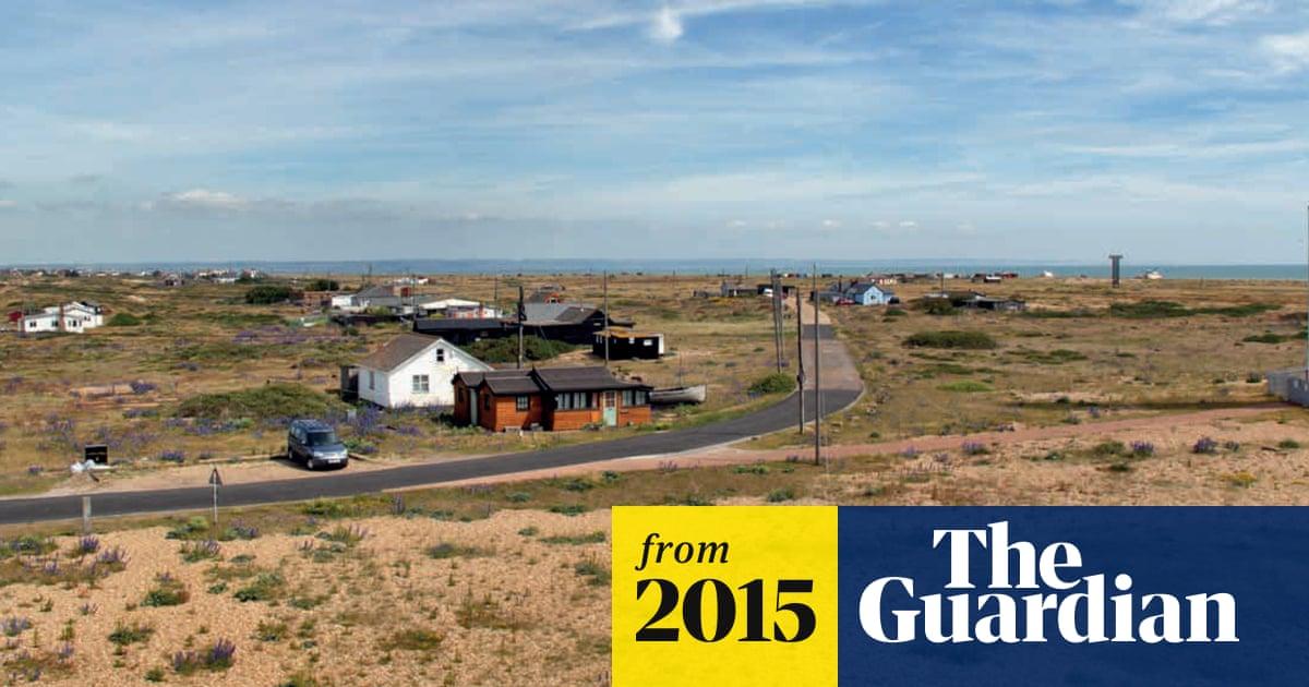 Dungeness 'desert' estate goes on sale for £1 5m   UK news