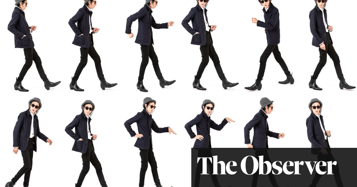 John Cooper Clarke: 'My trousers? River Island or M&S  The