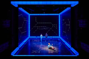 The Curious Incident of the Dog in the Night-Time at the National Theatre.