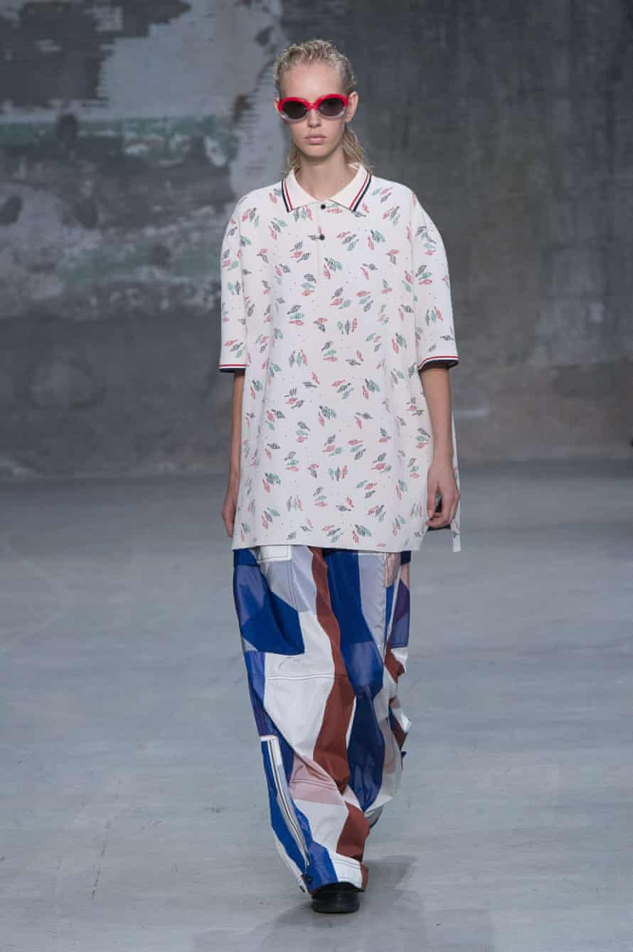 Marni going big for skater style.