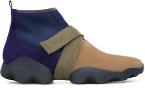 Shoes, £130, by Camper.