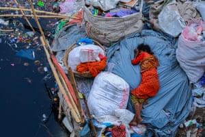 Sleep Fatigue by Amdad Hossain, Dhaka Bangladesh