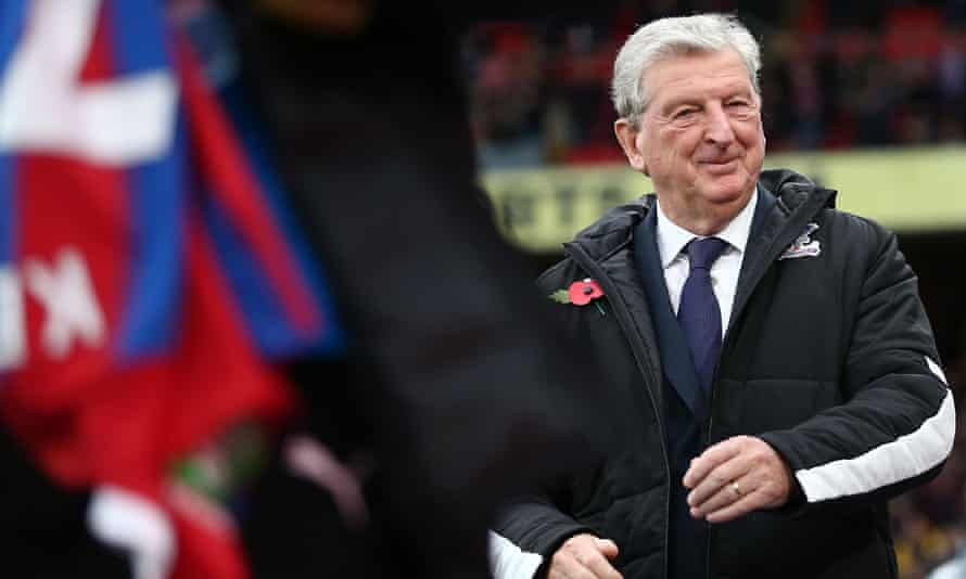 Roy Hodgson knows all about Michy Batshuayi's qualities.