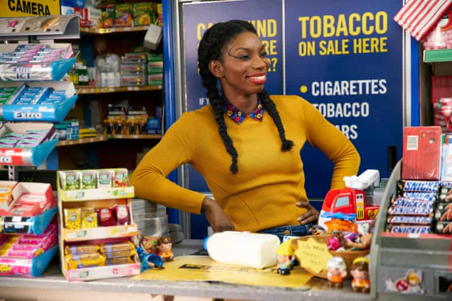 Michaela Coel returns as Tracey in Chewing Gum.