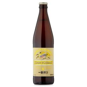 Kirin Ichiban Japanese Beer 800