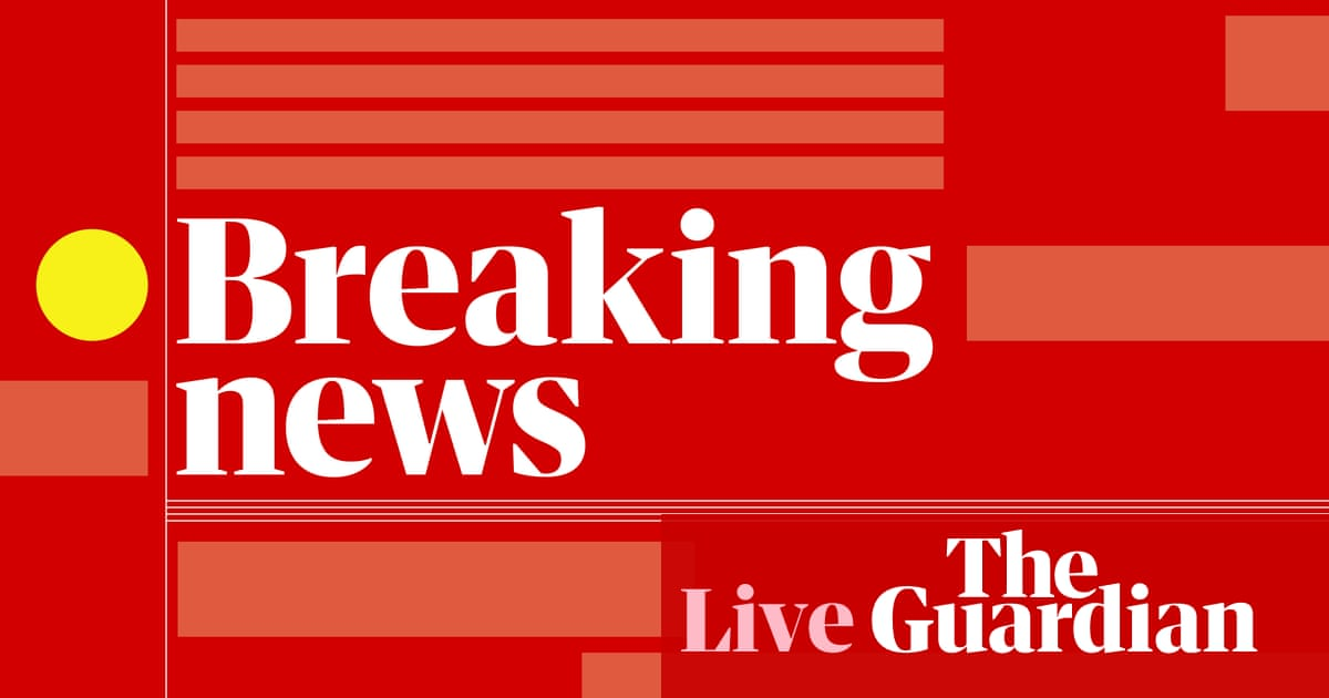 Christchurch shooting: injuries reported as police respond to 'critical incident' - live