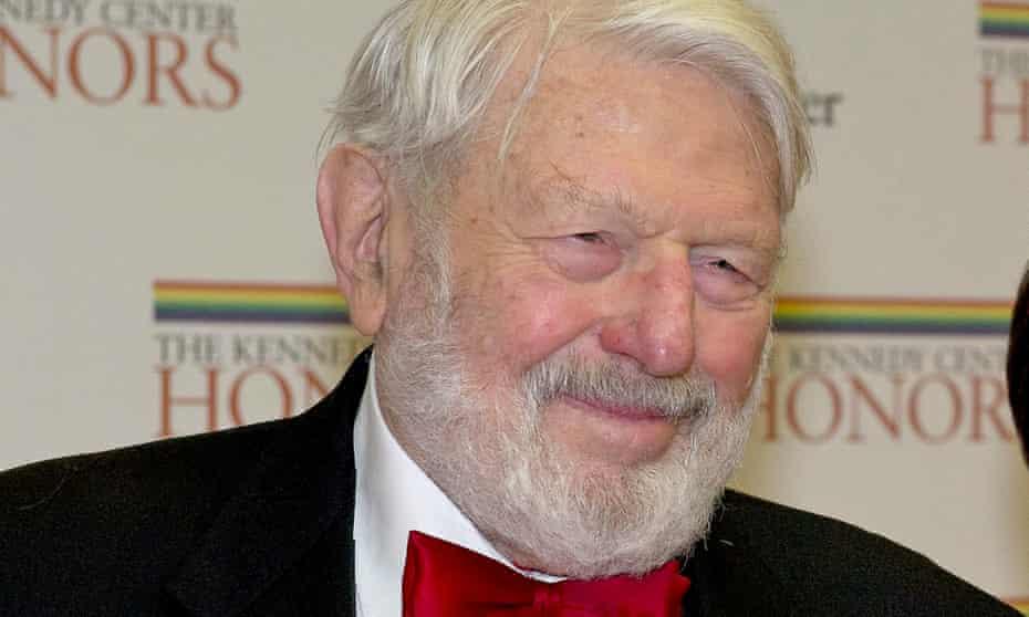 Theodore Bikel in 2012.