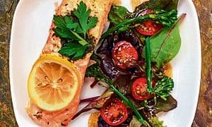 Scandinavian salmon