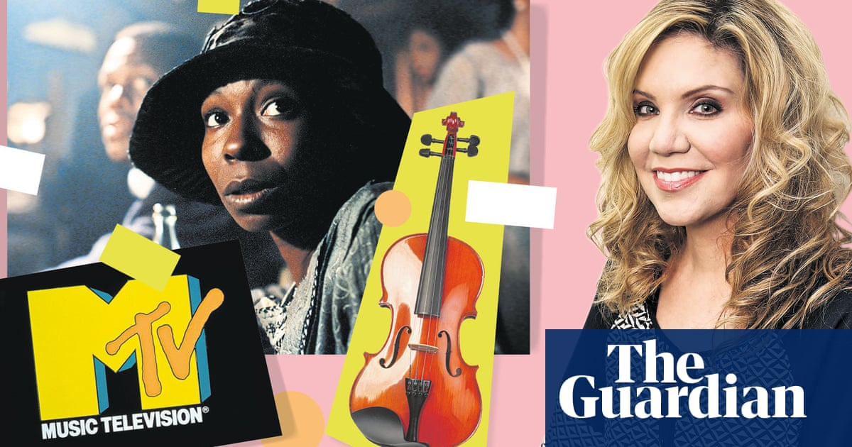Alison Krausss teenage obsessions: My spiked hair froze on the walk to school