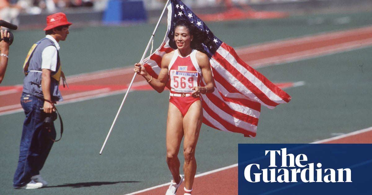 Florence Griffith Joyner's trailblazing fashion sprints to the front with film