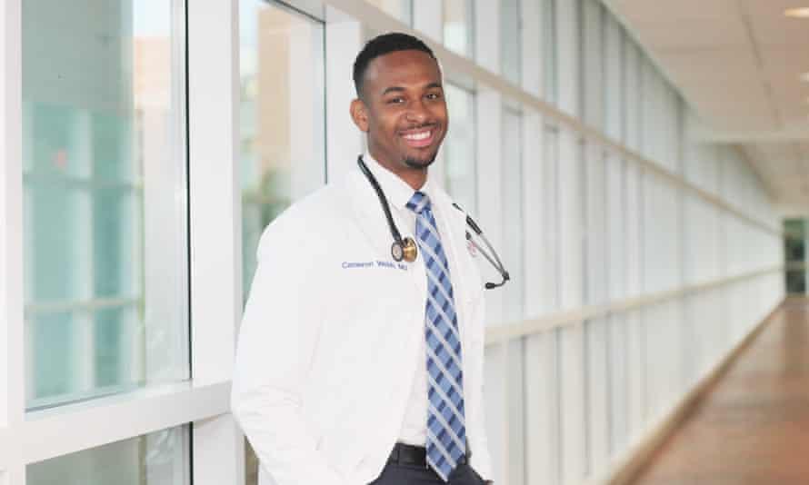 Dr Cameron Webb.