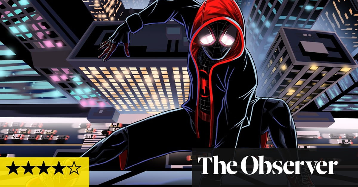 Spider-Man: Into the Spider-Verse review – savvy and sublime