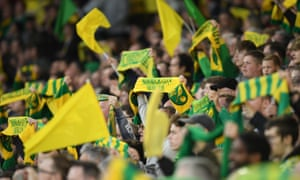 Norwich City fans are close to watching their team in the Premier League once again after a three-year absence.