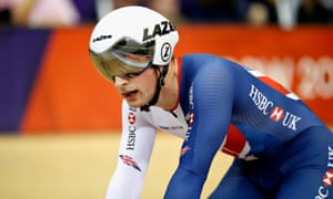 Jason Kenny could not prevent Great Britain from a surprise first-round exit in the men's team sprint.