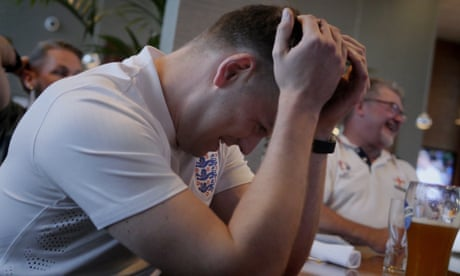 England's J-Force give Sunderland fans brief respite from gloom