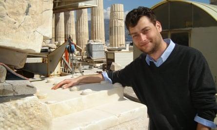 Dr Christos Tsirogiannis.