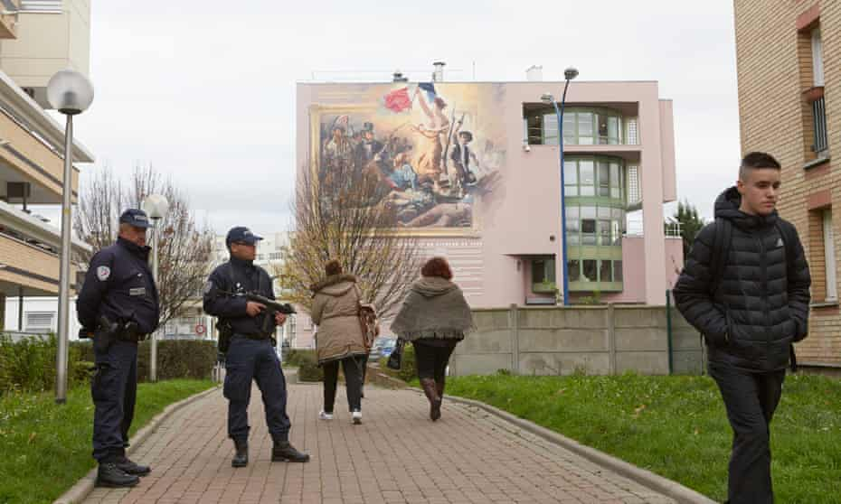Drancy, one of Paris's banlieues, has seen a rise in radicalised youth.