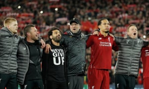Liverpool's fans feel reconnected with their club again, largely thanks to the efforts of Jürgen Klopp.