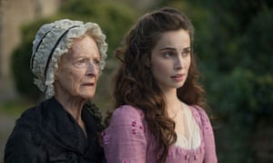 Say no, Elizabeth! Do anything except marry Evil George.