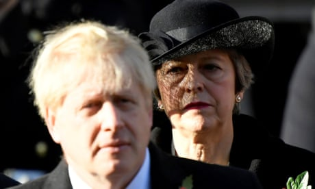 May and Johnson hung civil servants out to dry, report finds