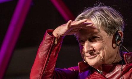 The feminist philosopher Judith Butler