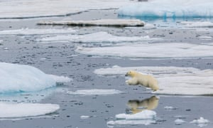 The plaintiffs say that allowing oil companies to drill in the Arctic risks undermining global efforts to address climate change.