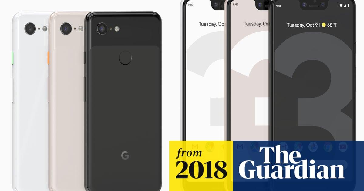 Google Launches Pixel 3 Smartphones And Pixel Slate Tablet