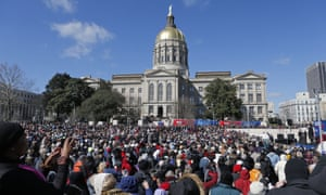 Georgia First Amendment Defense Act religious liberty bill