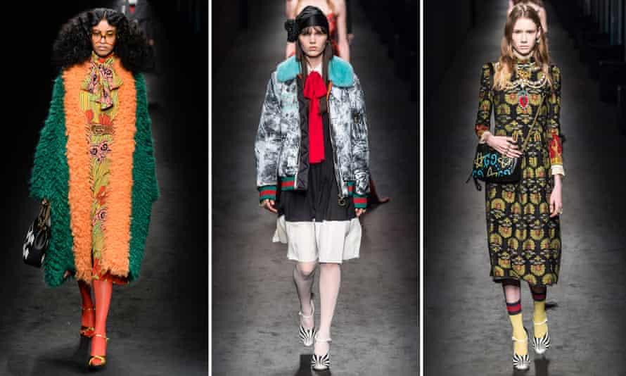 Gucci , Milan fashion week AW16