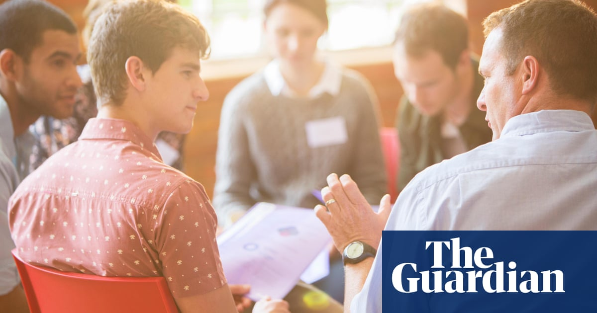 Social work is a high-stress job – support from peers is invaluable    Society   The Guardian