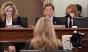 Frances Haugen testifies at Congress's Facebook hearing