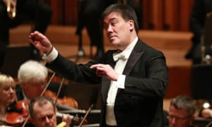 Alan Gilbert conducts the LSO.