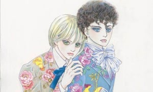 Allan (left) and Edgar, the main characters from the Poe Clan series by Moto Hagio