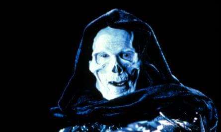 Frank Langella … one hell of a Skeletor.