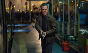 "Matt Damon<br>In this image released by Universal Pictures, Matt Damon appears in a scene from ""Jason Bourne."" (Jasin Boland/Universal Pictures via AP)"