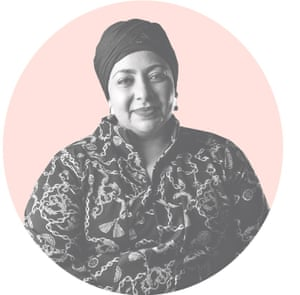 Khadija Patel.