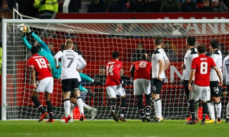 Manchester United v Derby